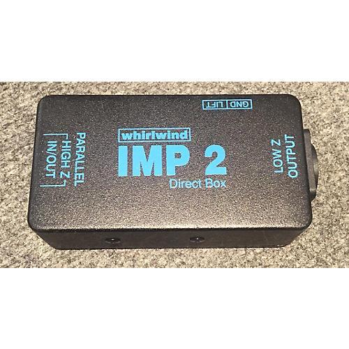 Whirlwind IMP Direct Box