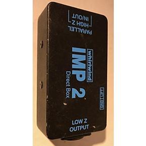 used whirlwind imp2 audio converter guitar center. Black Bedroom Furniture Sets. Home Design Ideas