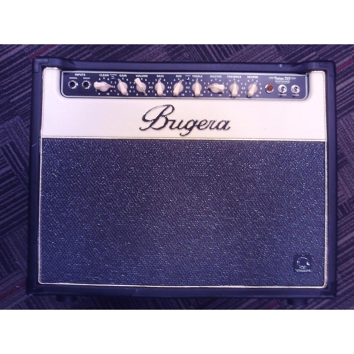 Bugera INFINIUM V22 1X12 Tube Guitar Combo Amp
