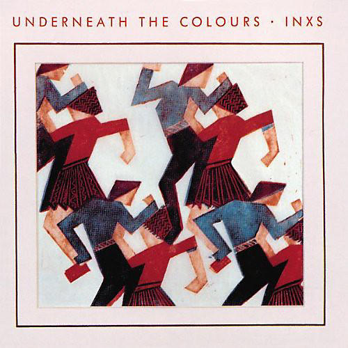 Alliance INXS - Underneath the Colours