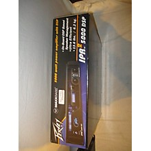 Peavey IPR25000DSP Power Amp