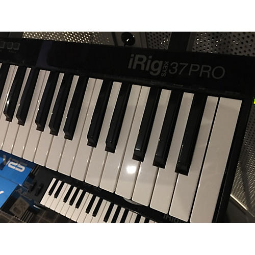 IK Multimedia IRIG KEYS PRO 37 USB Portable Keyboard