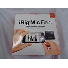 IK Multimedia IRIG MIC FIELD MultiTrack Recorder