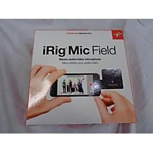 IK Multimedia IRIG MIC FIELD MultiTrack Recorder