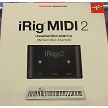 IK Multimedia IRIG MIDI 2 Audio Interface