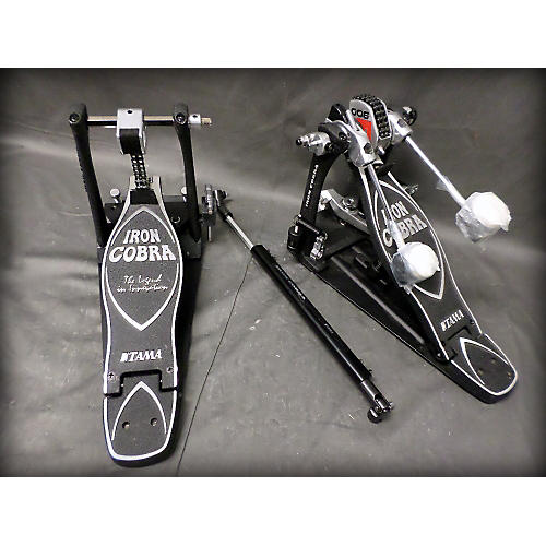 Tama IRON COBRA P900 DOUBLE BASS DRUM PEDAL Double Bass Drum Pedal