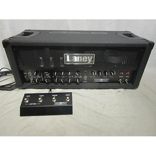 used laney irt60 ironheart tube guitar amp head guitar center. Black Bedroom Furniture Sets. Home Design Ideas