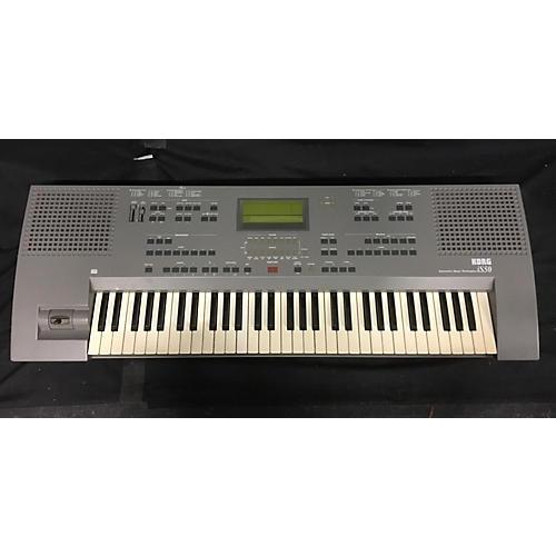 used korg is50 keyboard workstation guitar center. Black Bedroom Furniture Sets. Home Design Ideas