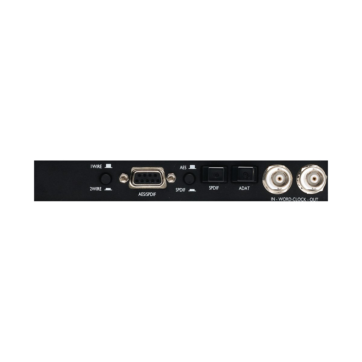Focusrite ISA One Two Channel 192K A D Card