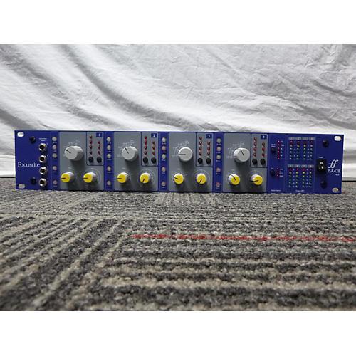 Focusrite ISA428 MKII Microphone Preamp