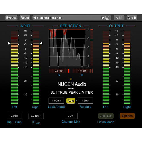 NuGen Audio ISL 2 with DSP Extension