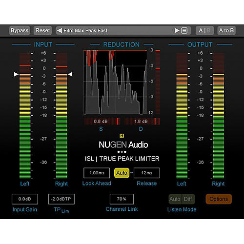 NuGen Audio ISL 2st with DSP Extension