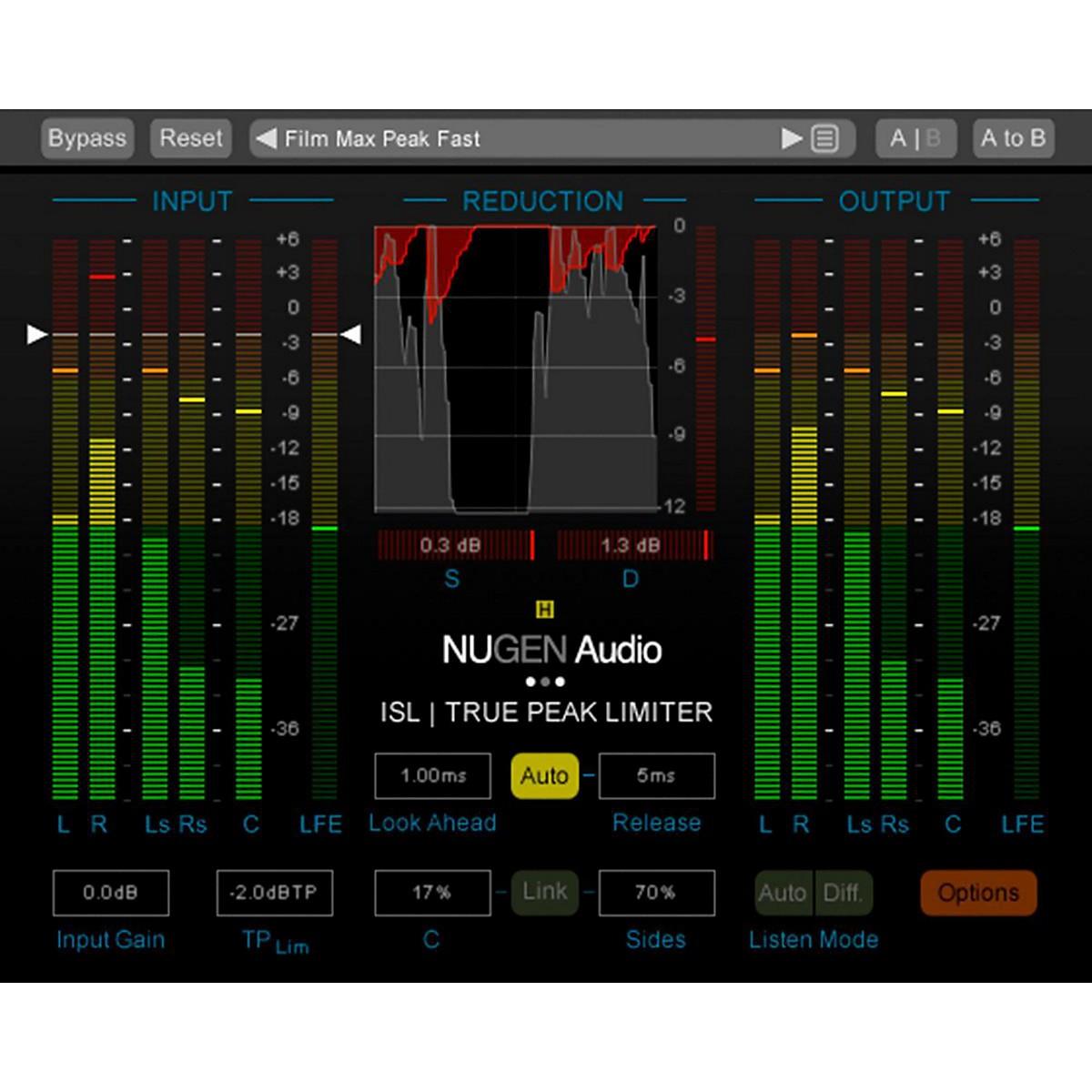 NuGen Audio ISL DSP Extension HDX