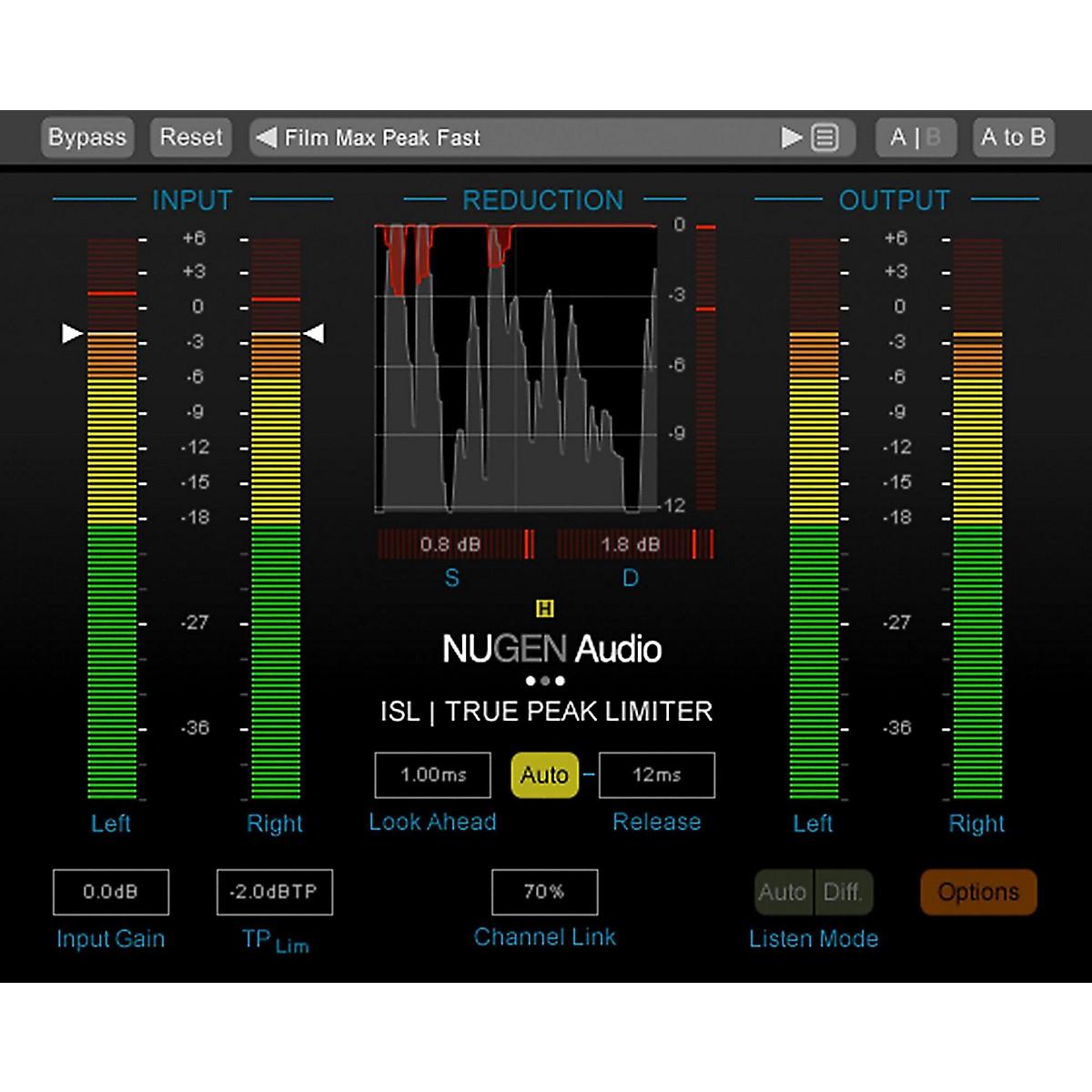 NuGen Audio ISL to ISL 2 Upgrade