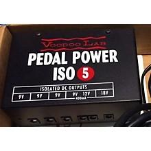 Voodoo Lab ISO5 Power Supply