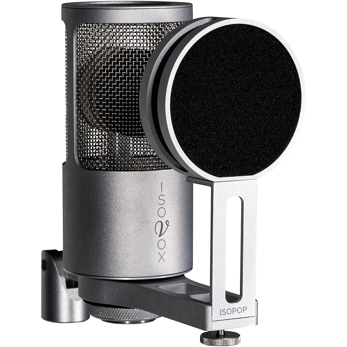 ISOVOX ISOMIC Large Diaphragm Condenser Microphone