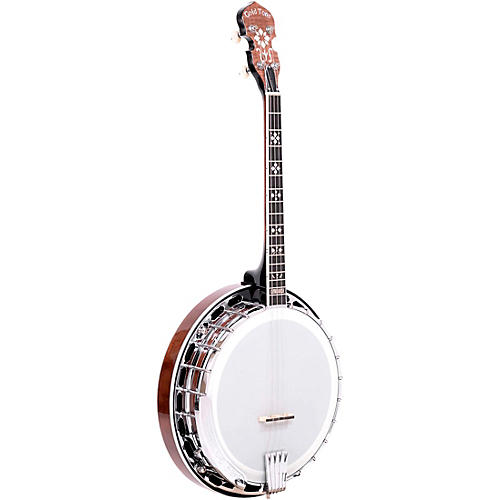 Gold Tone IT-250F 4-String Irish Tenor Resonator Banjo