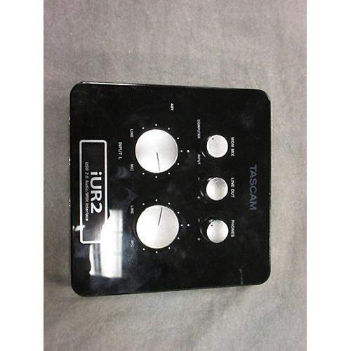 Tascam IUR2 Audio Interface