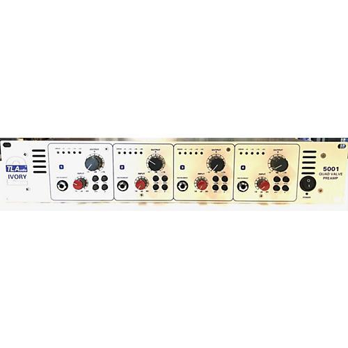 TL Audio IVORY 2 5001 QUAD VALVE Microphone Preamp