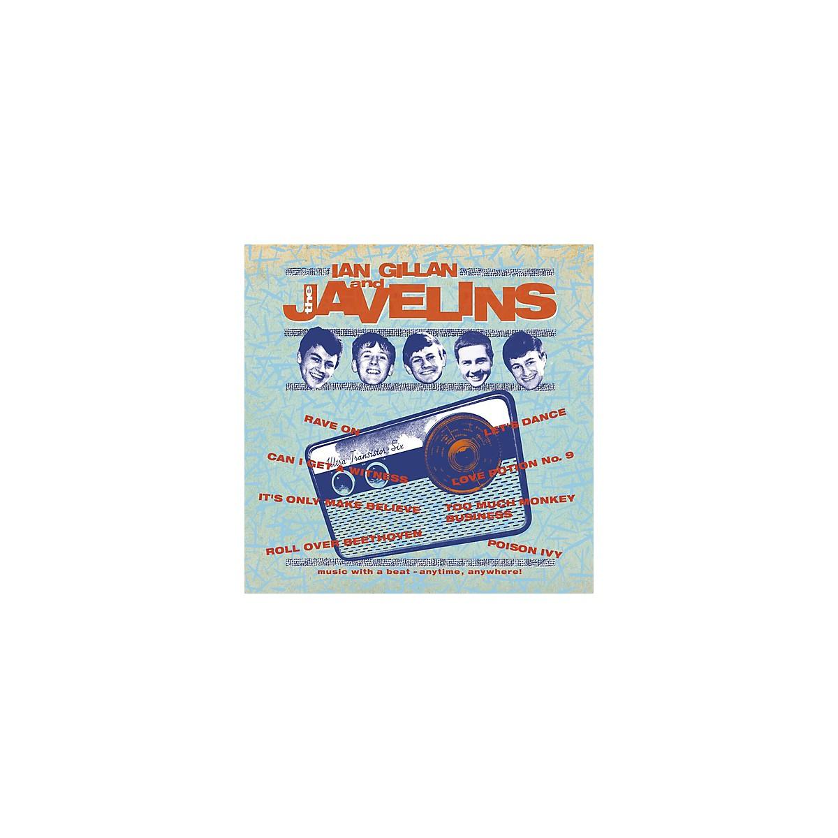 Alliance Ian Gillan - Raving With Ian Gillan & The Javelins