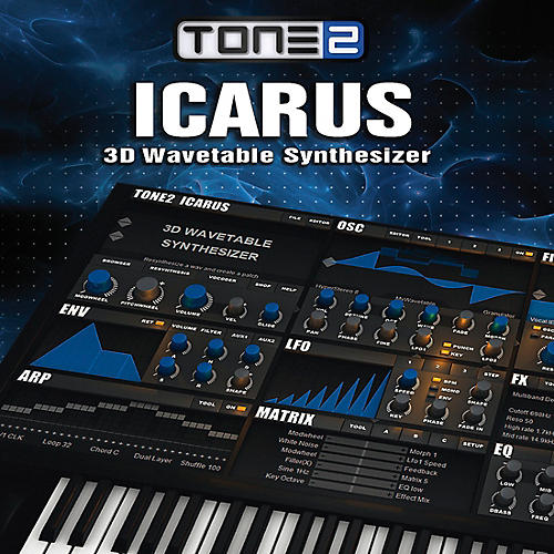 Best Service Icarus Virtual Synthesizer