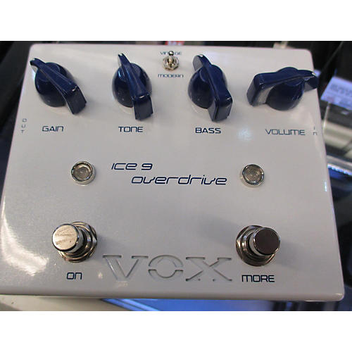 Vox Ice 9 Overdrive