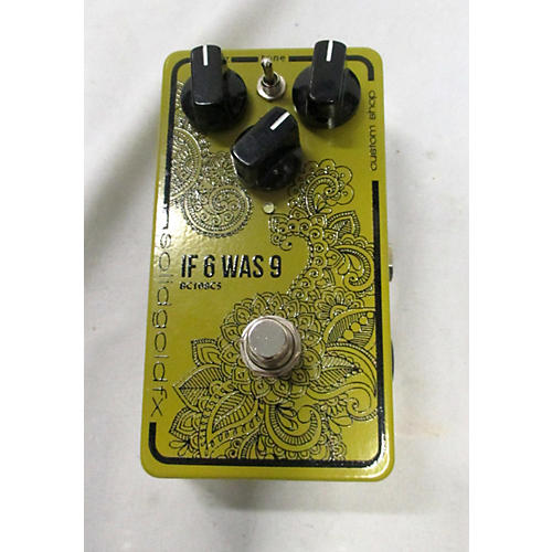 SolidGoldFX If 6 Was 9 Effect Pedal