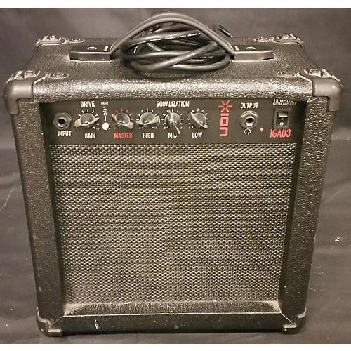 ION Iga03 Guitar Power Amp