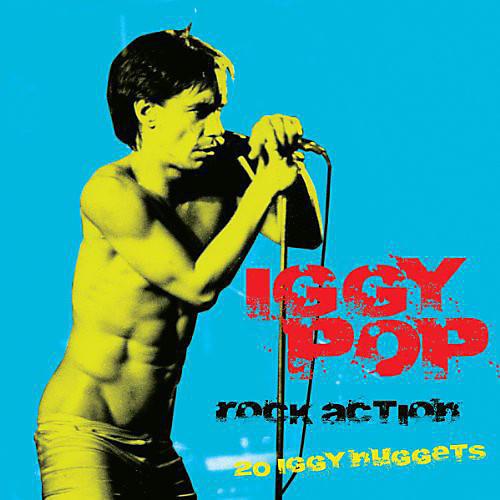 Alliance Iggy Pop - Rock Action