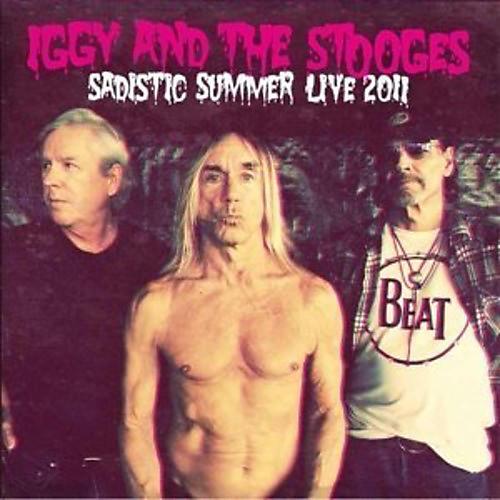 Alliance Iggy & The Stooges - Sadistic Summer/Live At Isle Of Wright Festival
