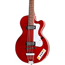 Ignition Series Club Bass Metallic Red