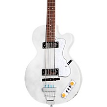 Ignition Series Club Bass Pearl White
