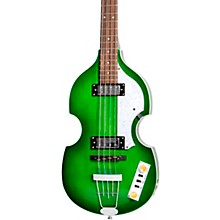 Ignition Series Violin Bass Green Burst