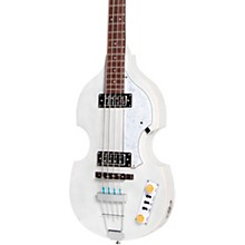 Ignition Series Violin Bass Pearl White