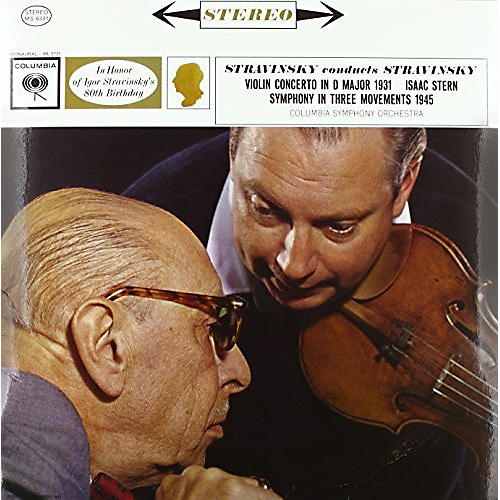 Alliance Igor Stravinsky - Stravinsky Conducts Stravinksy