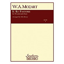 Southern Il Re Pastore Southern Music Series by Wolfgang Amadeus Mozart Arranged by Nilo W. Hovey