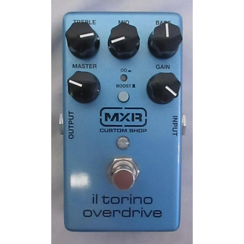MXR Il Torino Overdrive Effect Pedal