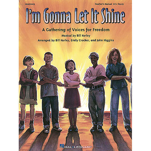 Hal Leonard I'm Gonna Let It Shine - A Gathering of Voices for Freedom (Musical) ShowTrax CD Arranged by John Higgins