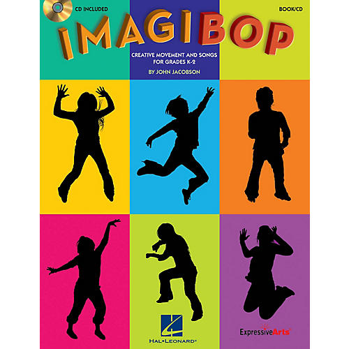 Hal Leonard ImagiBOP (Creative Movement and Songs for Grades K-2) Book and CD pak Composed by John Jacobson