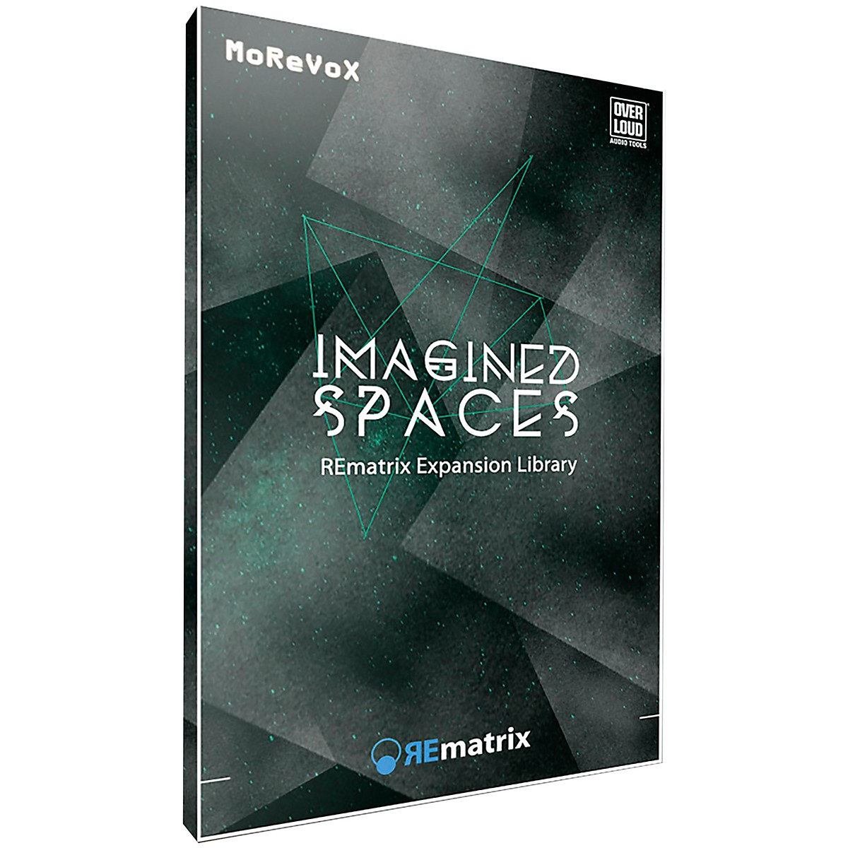 Overloud Imagined Spaces - REmatrix Reverb Expansion Library (Download)