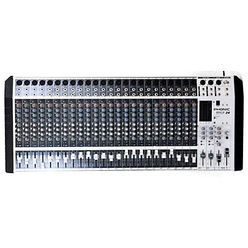 Phonic Impact 2 24 Unpowered Mixer