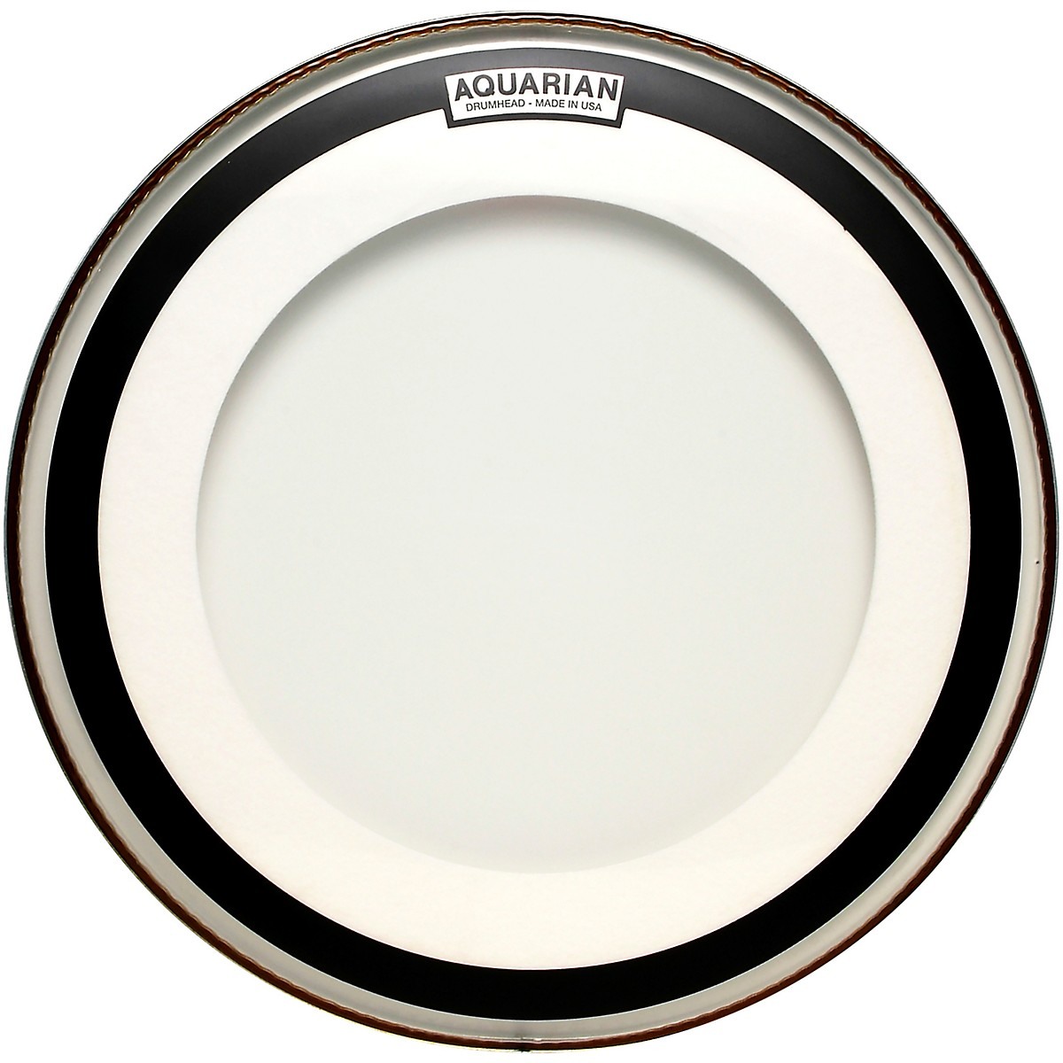 Aquarian Impact Clear Double Ply Bass Drum Head