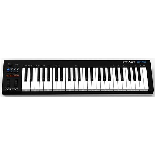 Nektar Impact GX49 MIDI Controller Keyboard
