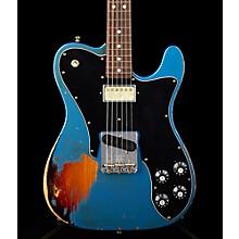 Fender Custom Shop Imperial Arc 1972 Telecaster Custom Masterbuilt by Paul Waller, Rosewood