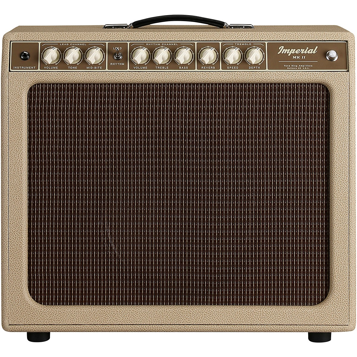 Tone King Imperial MKII 20W 1x12 Tube Guitar Combo Amp