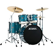 TAMA Imperialstar 5-Piece Complete Kit with Meinl HCS Cymbals