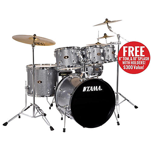 Tama Imperialstar 5 Piece Drum Set With Cymbals Guitar Center