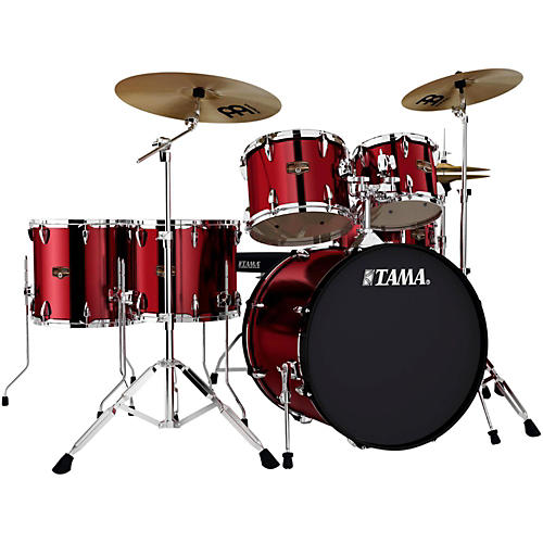Tama Imperialstar 6-Piece Drum Set with Cymbals