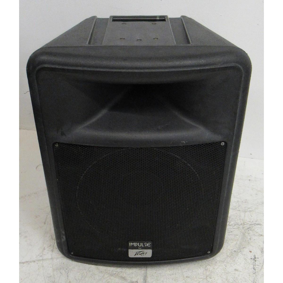 Peavey Impulse 1012p Powered Speaker