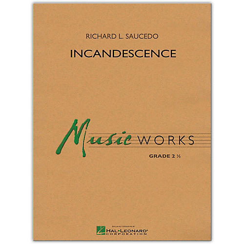 Hal Leonard Incandescence - Music Works Series Grade 2 Book/Online Audio